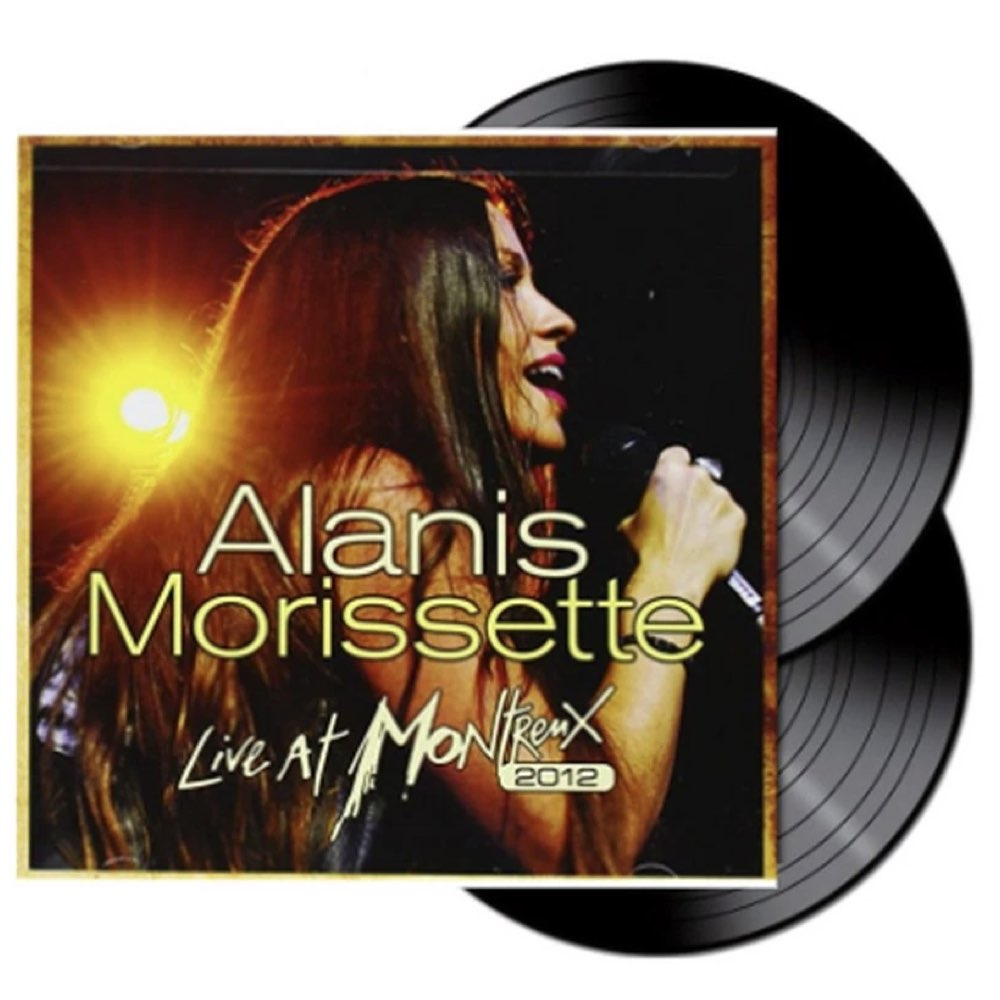 Alanis Morissette - Live At Montreux 2012 [Black Vinyl]
