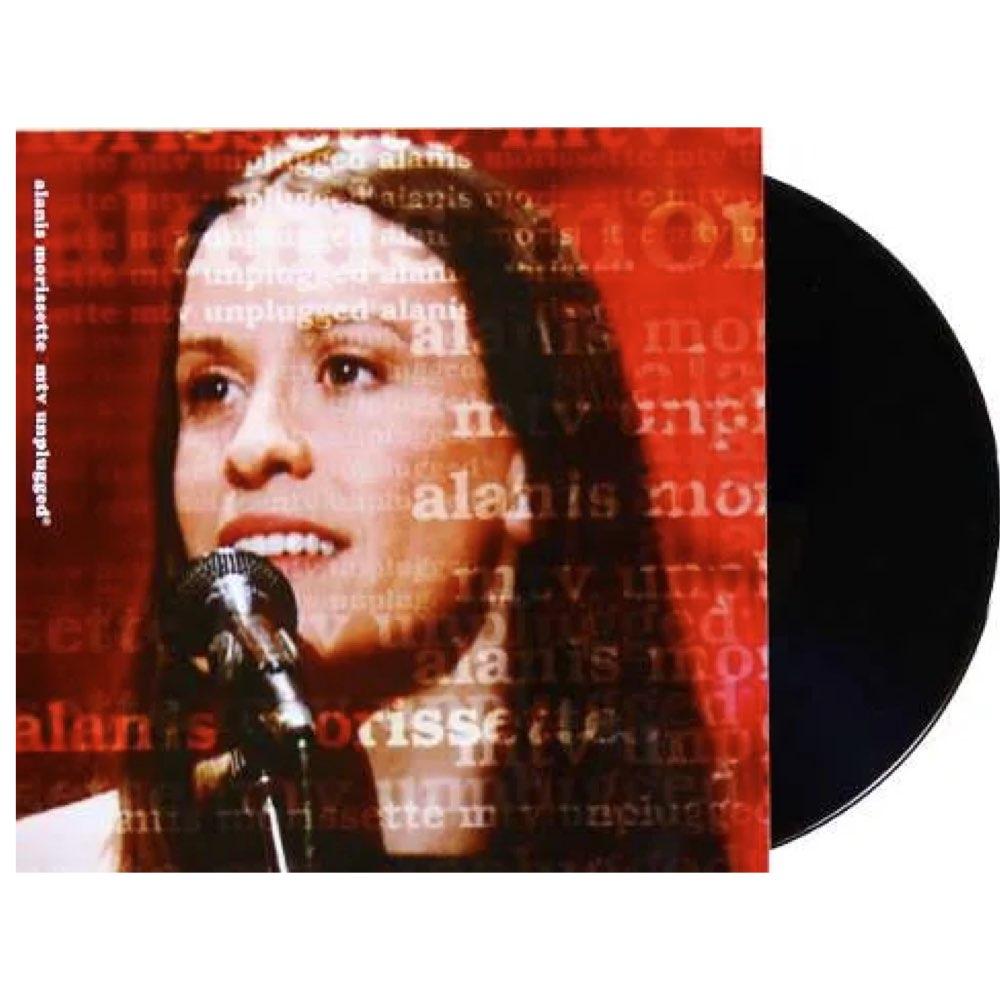 Alanis Morissette - MTV Unplugged [Black 180g Vinyl]