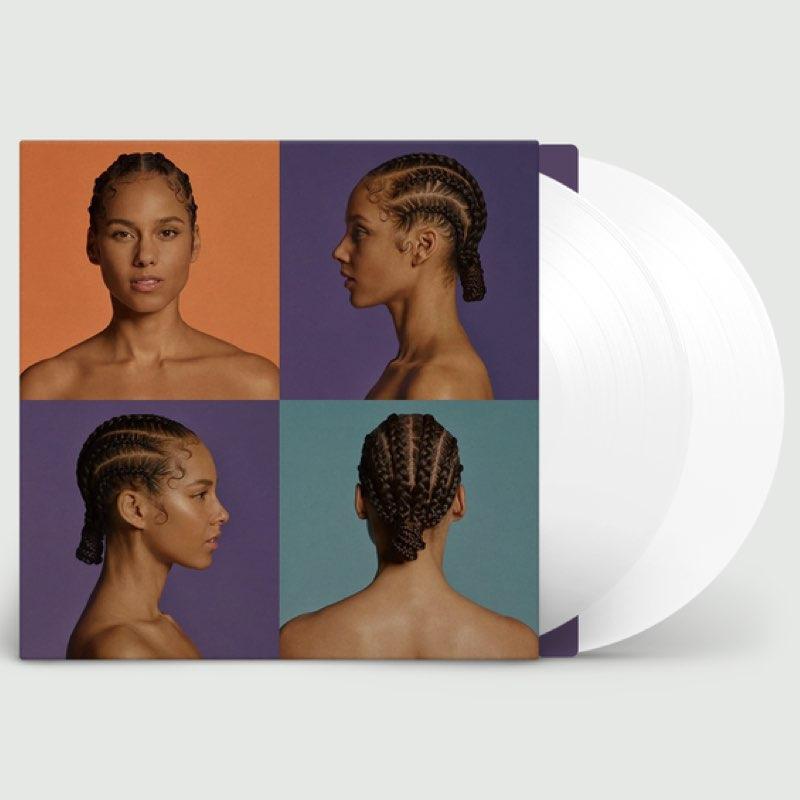Alicia Keys - Alicia [Limited Edition Double White Vinyl]