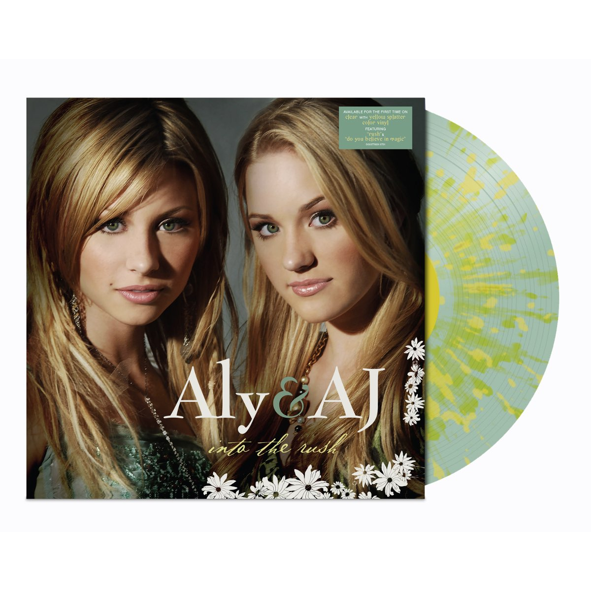 Aly & AJ - Into the Rush Limited LP