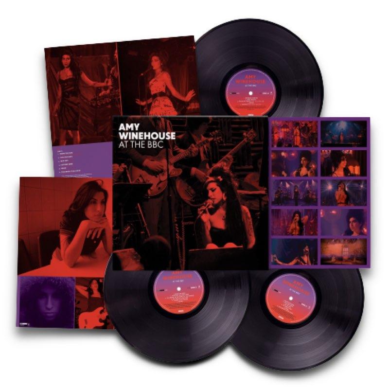 Amy Winehouse - At the BBC [Triple Black Vinyl]