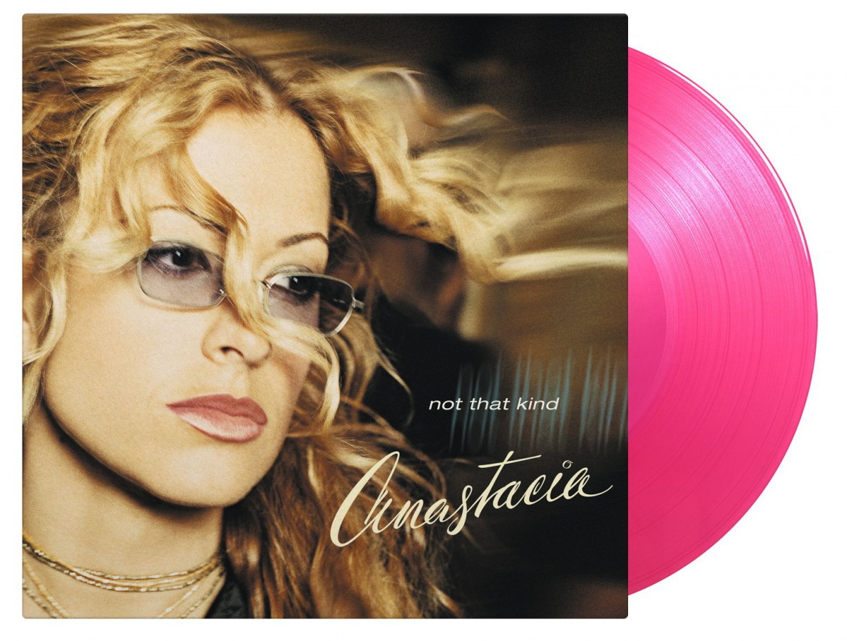 Anastacia - Not That Kind [Limited Edition - Numerado - Pink Vinyl]