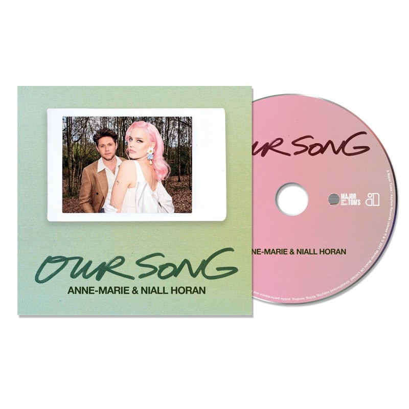 Anne-Marie & Niall Horan - Our Song [Limited Edition - UK CD Single]