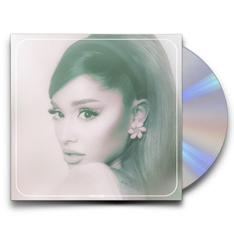 Ariana Grande - Positions Limited Edition CD 1
