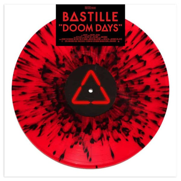 Bastille - Doom Days [Limited Coloured Vinyl]