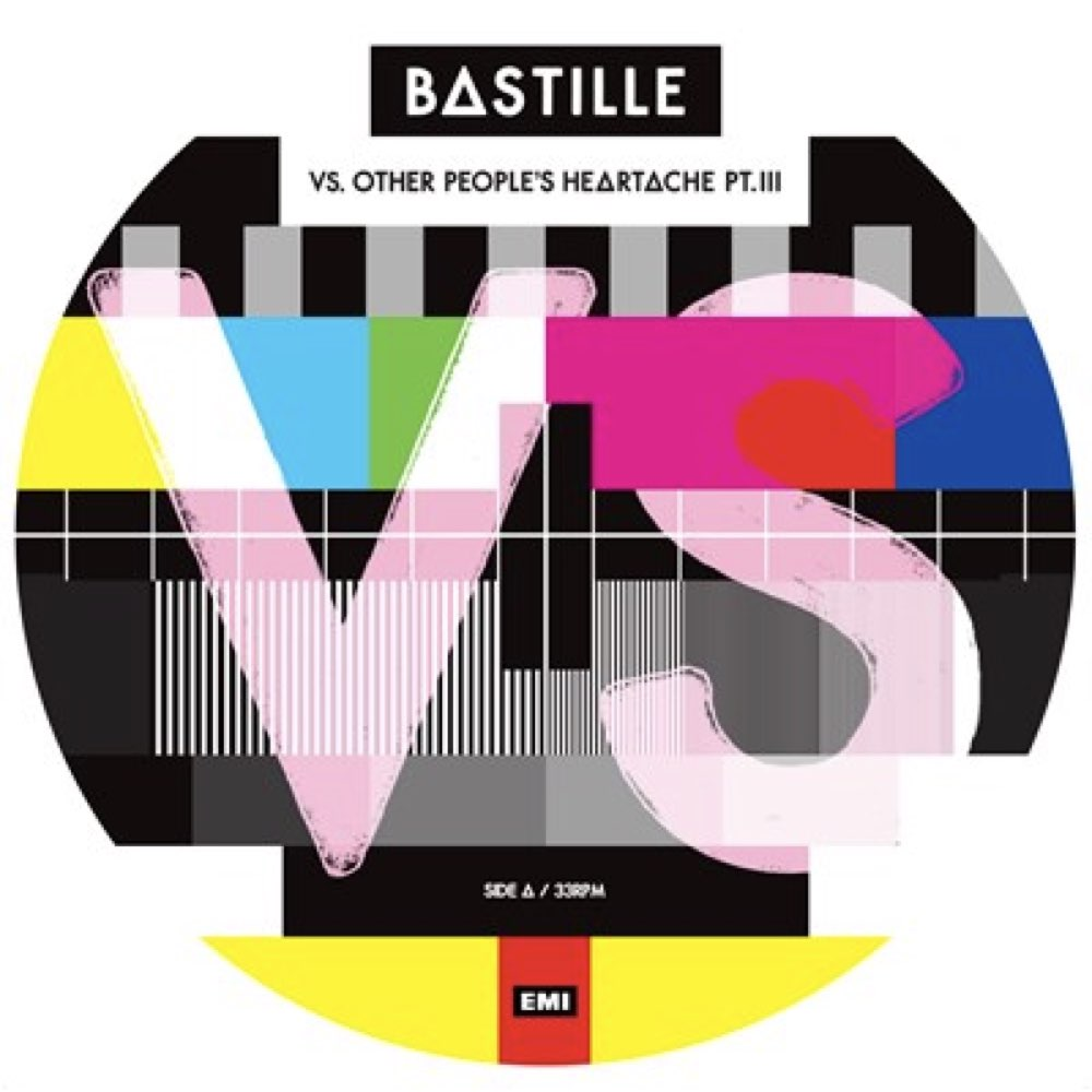 Bastille - VS. [Other Peoples Heartache, Pt. III]- Picture Disc - RSD 2021