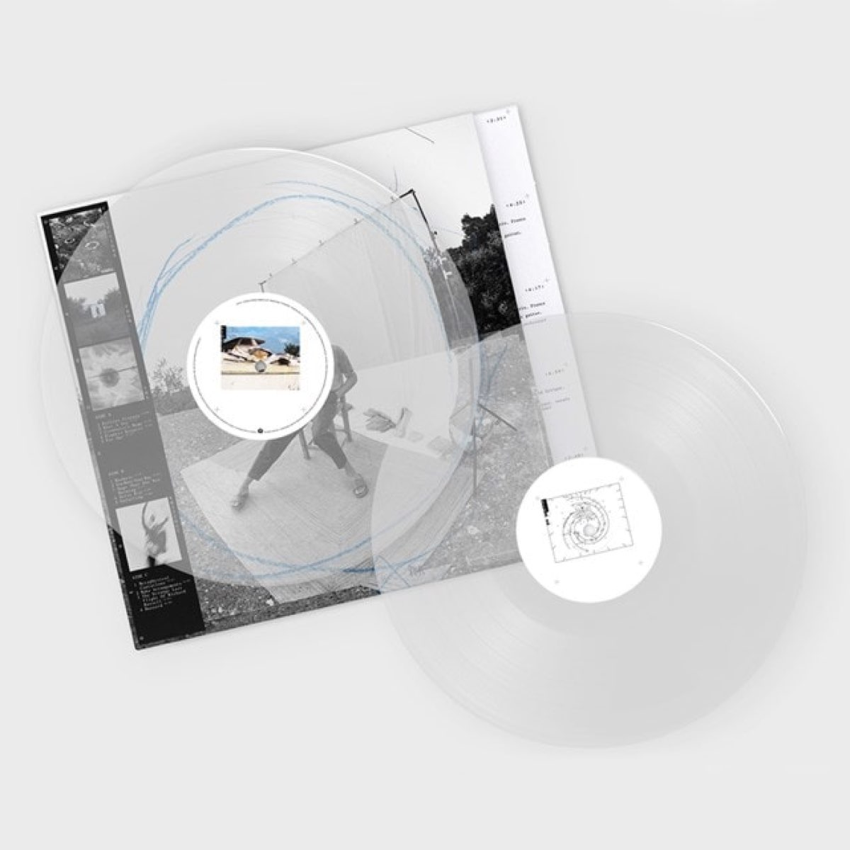 Ben Howard - Collections from the Whiteout [Limited Double Transparent Vinyl]