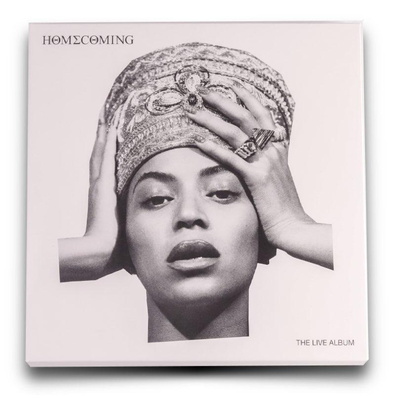 Beyoncé - Homecoming: The Live Album [BOX Vinil Quádruplo]