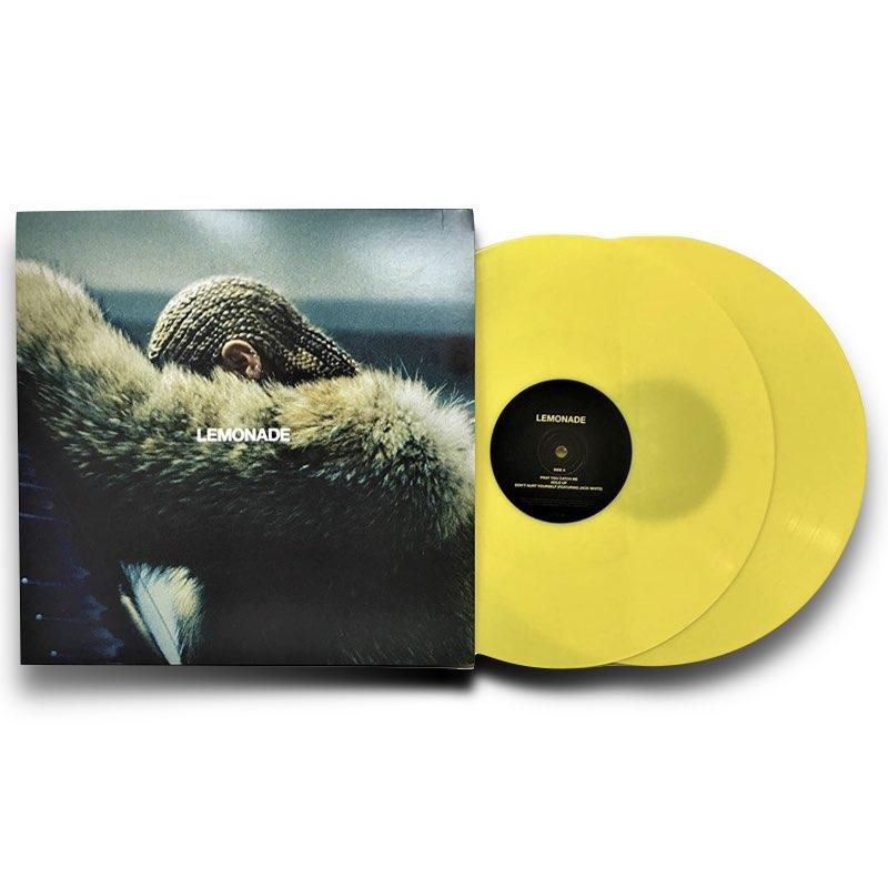 Beyoncé - Lemonade [Vinil Duplo Amarelo]