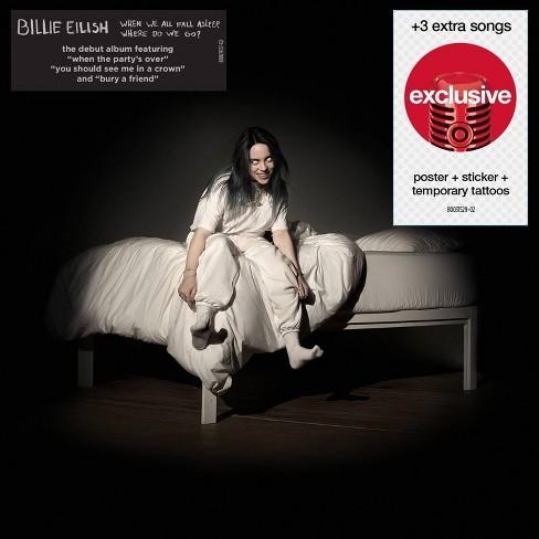 Billie Eilish - When We All Fall Asleep, Where Do We Go? [Target Exclusive, CD]