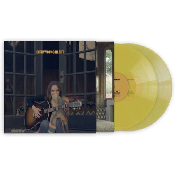 Birdy - Young Heart [Amazon Exclusive Yellow Double Vinyl - AUTOGRAFADO]