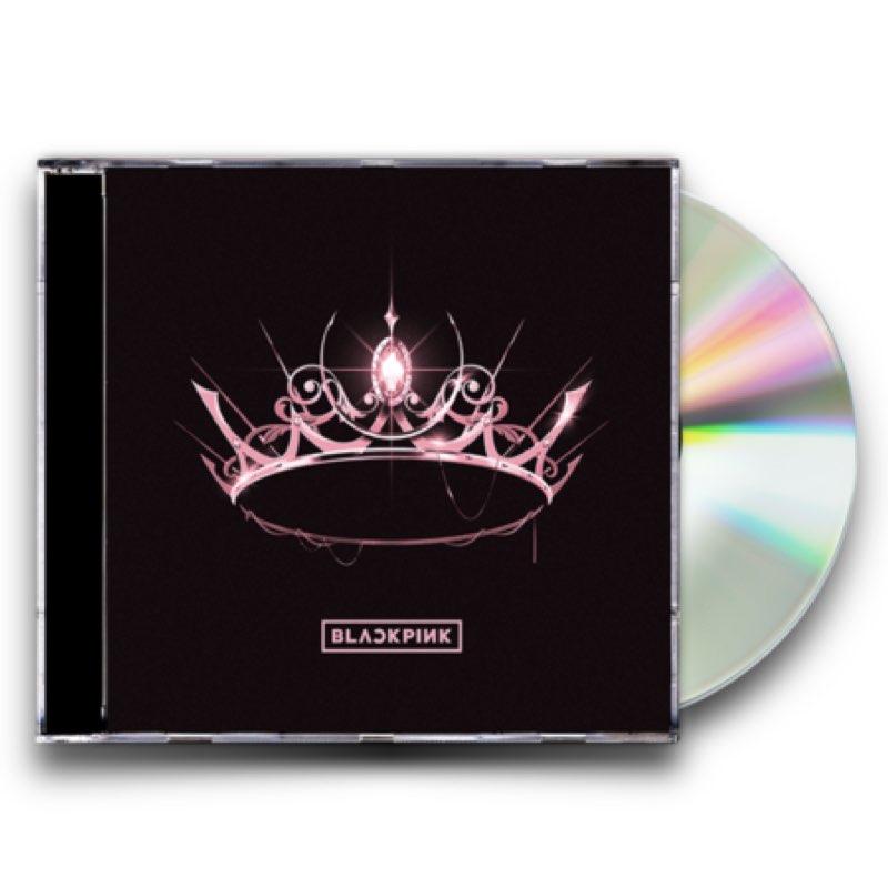 Blackpink - The Album [Standard CD]