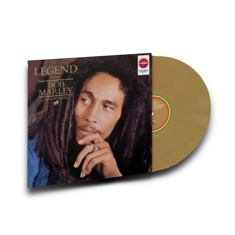 Bob Marley - Legend [Target Exclusive, Gold Vinyl]