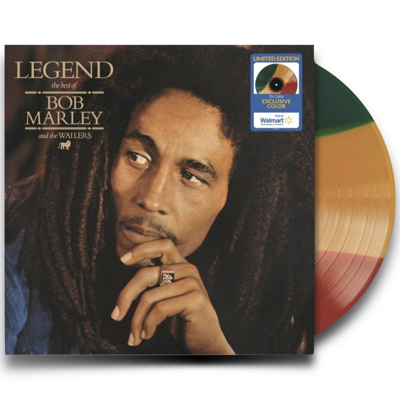 Bob Marley - Legend [Walmart Exclusive - Vinil Colorido Reggae]