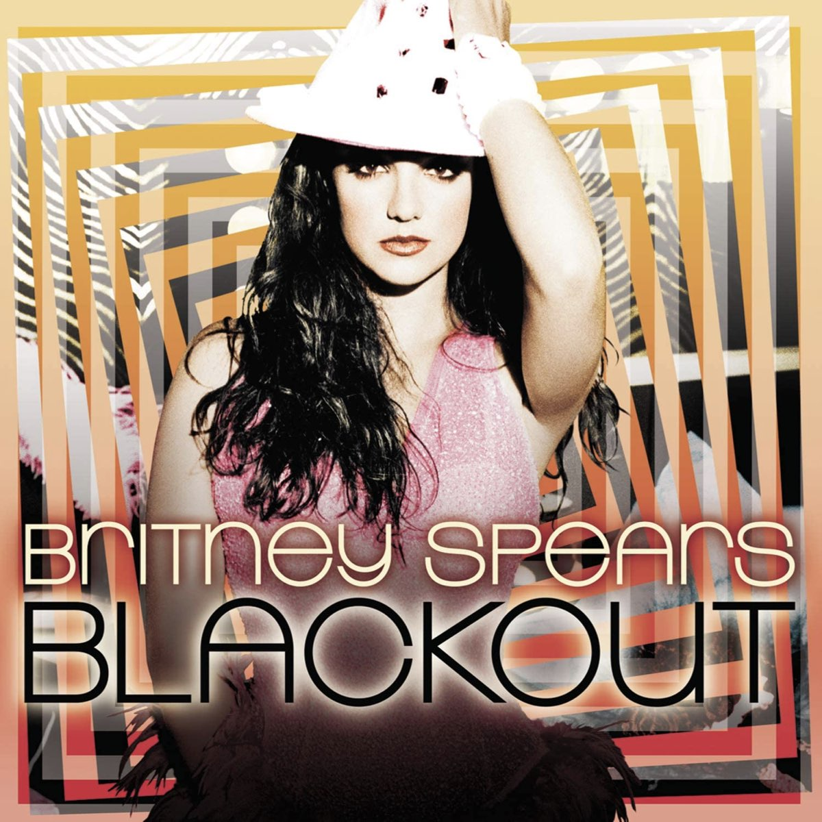 Britney Spears - Blackout [Urban Outfitters]