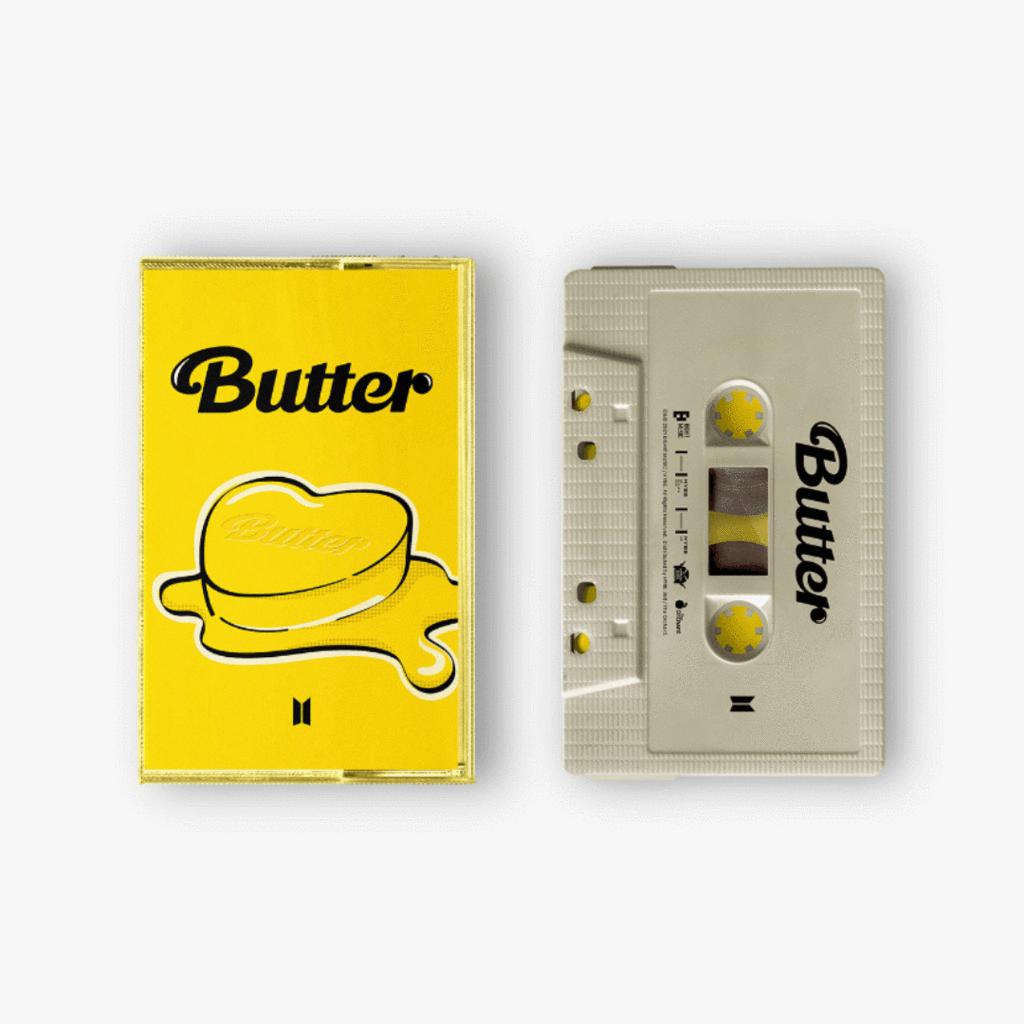 BTS - Butter [Cassette - Edição Limitada]