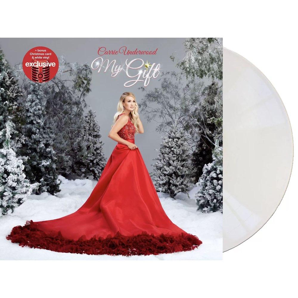 Carrie Underwood - My Gift [Target Exclusive, White Vinyl]