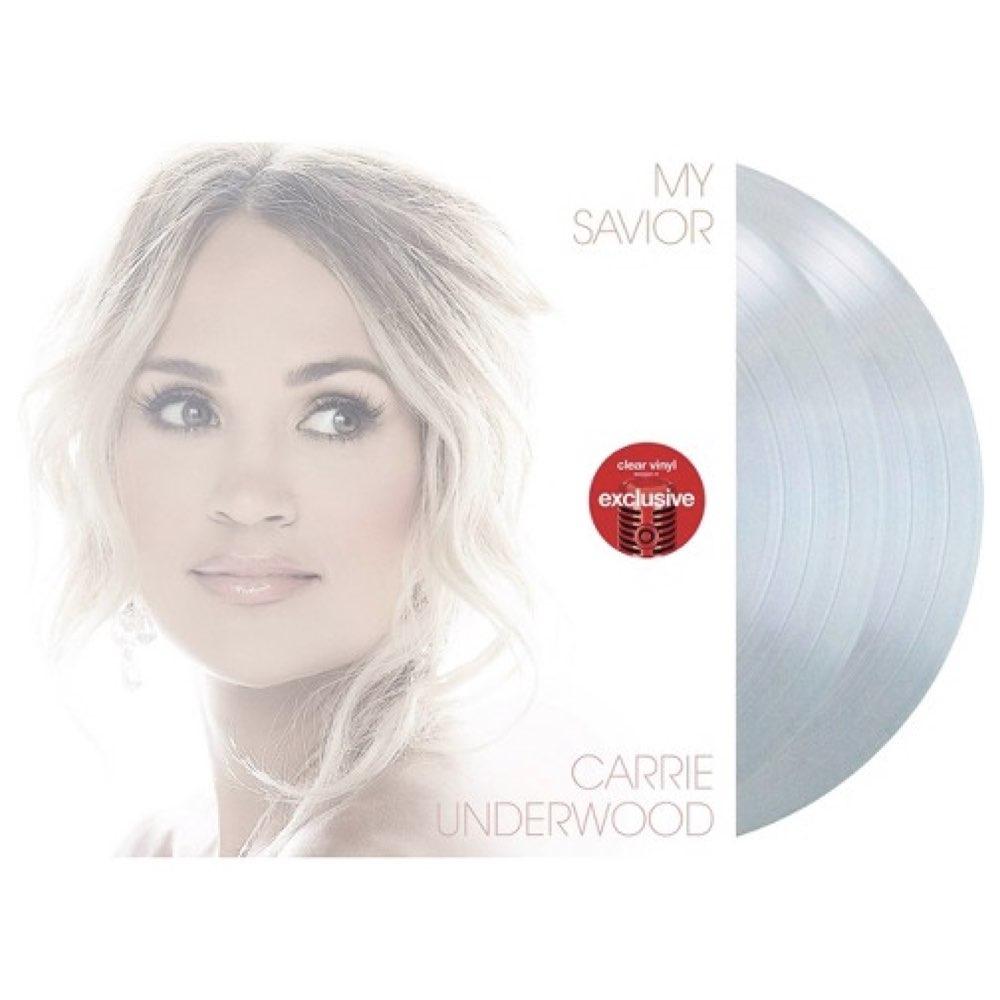 Carrie Underwood - My Savior [Target Exclusive, Double Clear Vinyl]