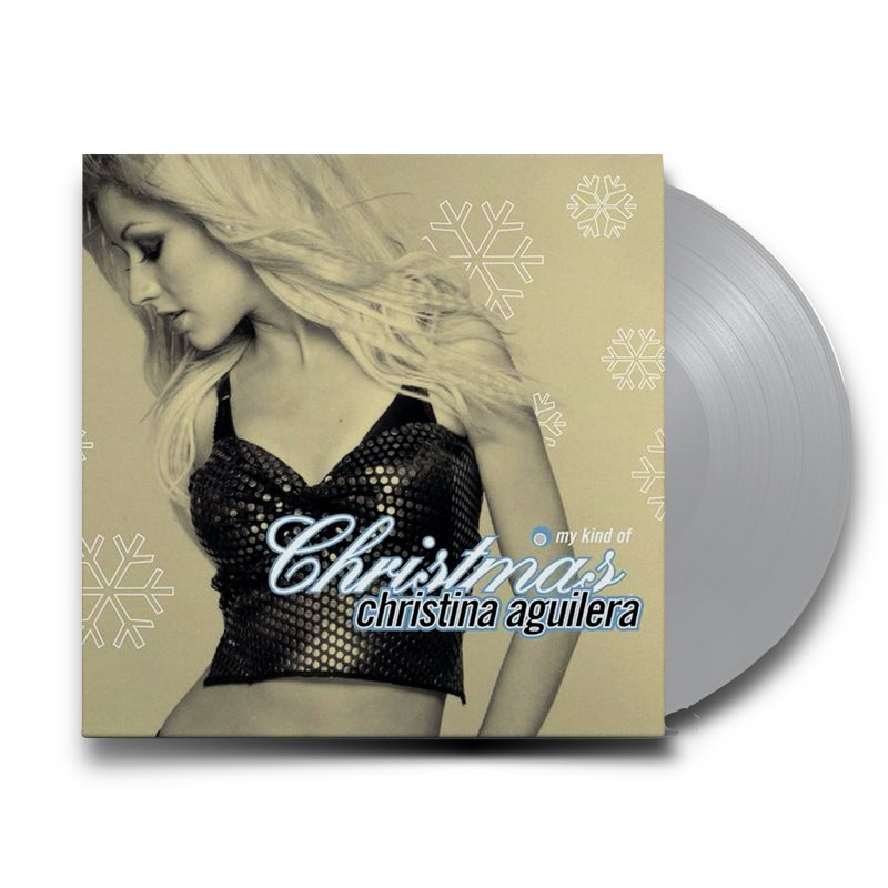 Christina Aguilera - My Kind of Christmas [Limited Silver Vinyl]