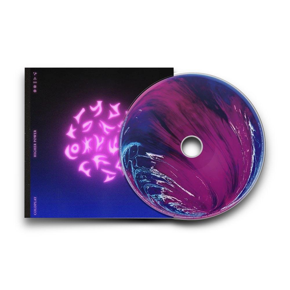 Coldplay - Higher Power [CD Single]