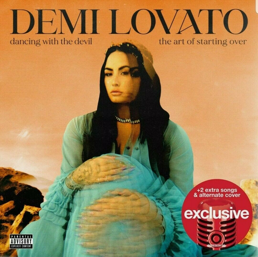 Demi Lovato - Dancing With The Devil... The Art of Starting Over [Target Exclusive, CD]