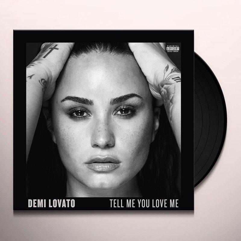 Demi Lovato - Tell Me You Love Me [EXPLICIT LYRICS] [Vinyl]