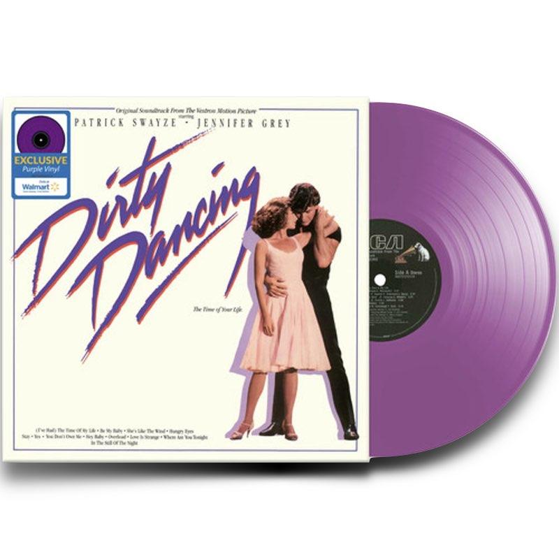 Dirty Dancing Soundtrack [Walmart Exclusive - Vinil Roxo]