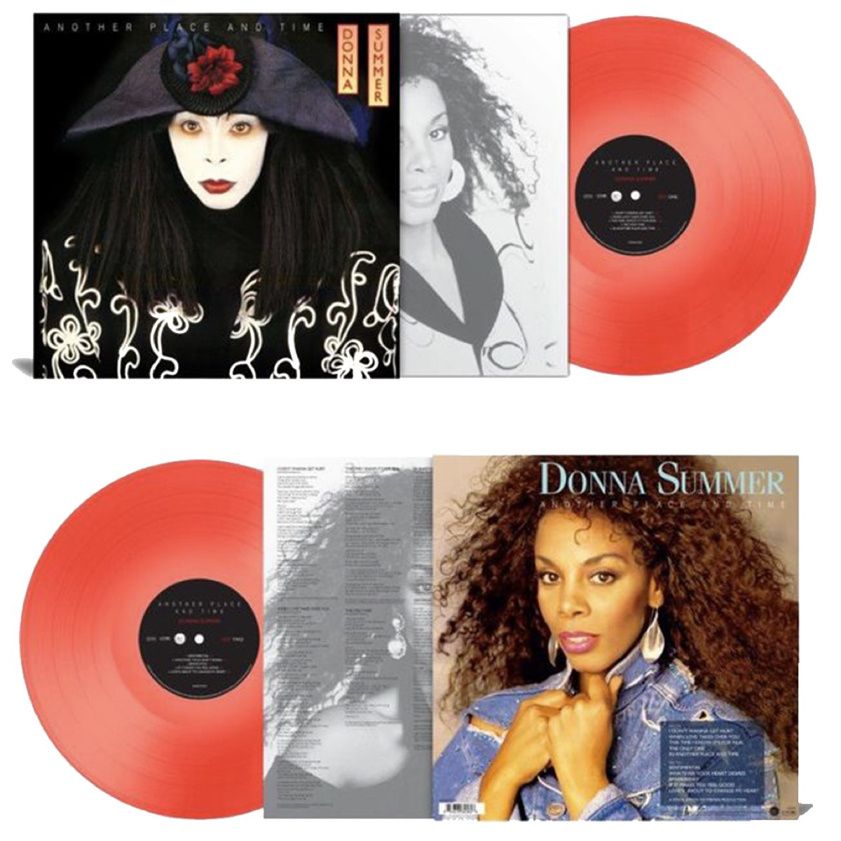 Donna Summer - Another Place And Time [Translucent Red Vinyl]