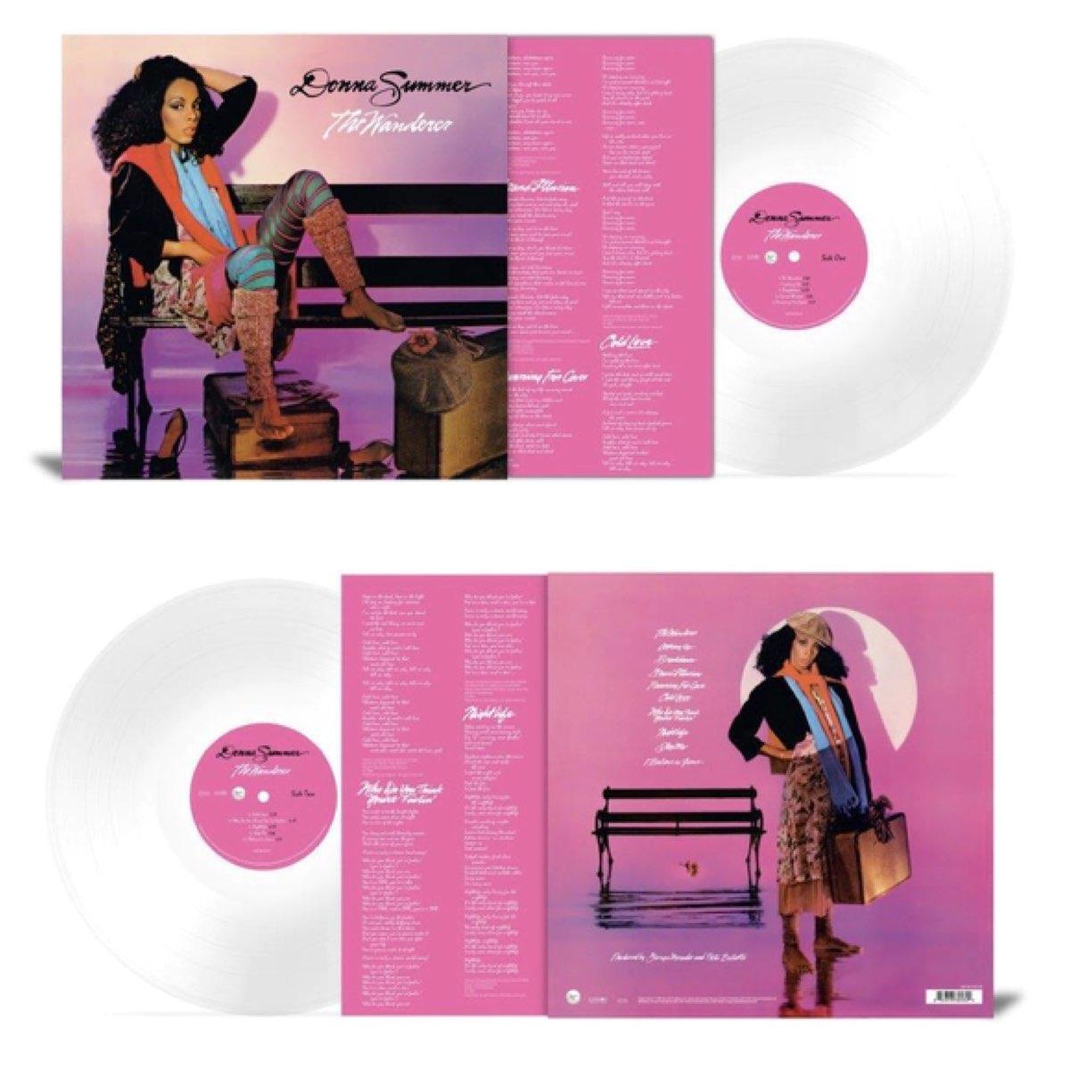 Donna Summer - The Wanderer [White Vinyl]