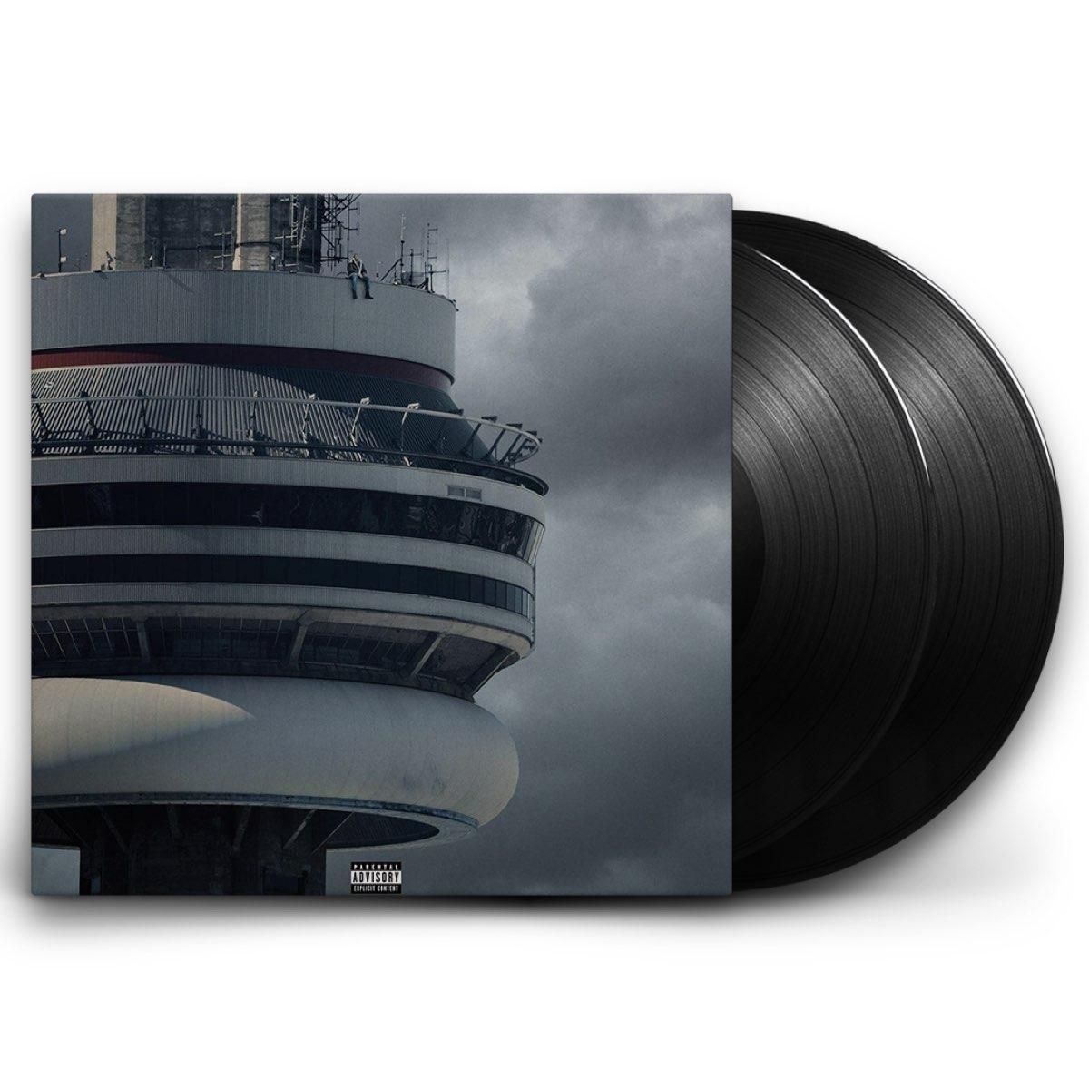 Drake - Views [Double Black Vinyl]