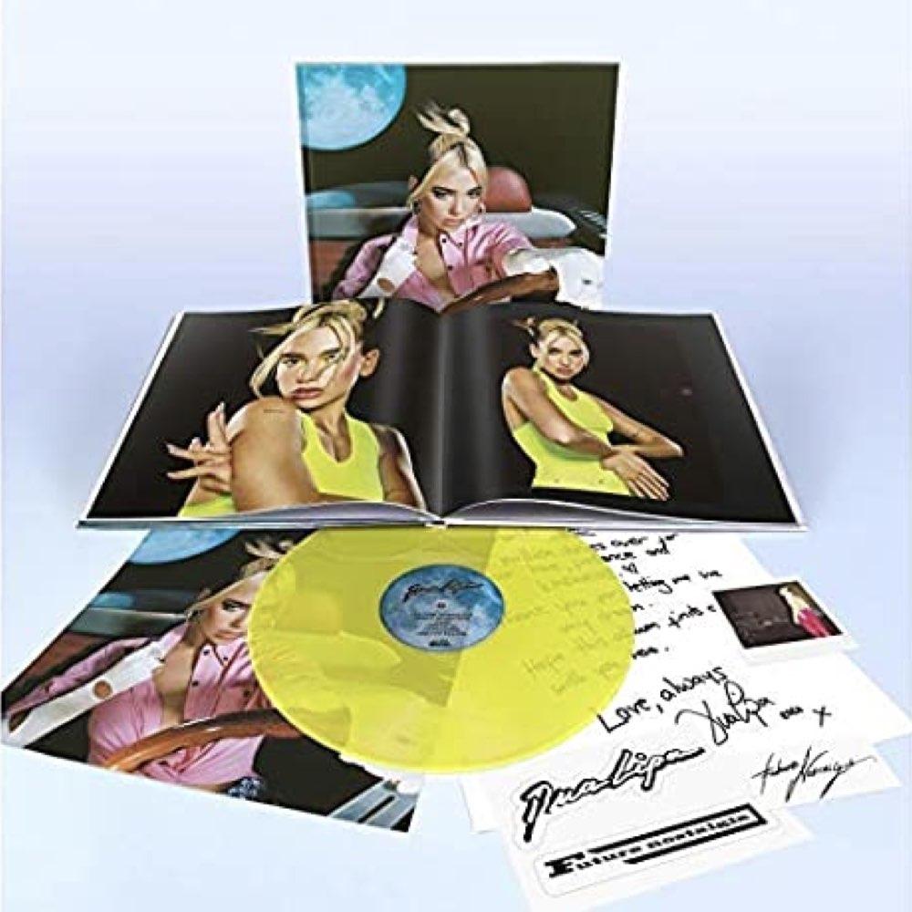 Dua Lipa - Future Nostalgia [Limited Boxset - Yellow Vinyl]