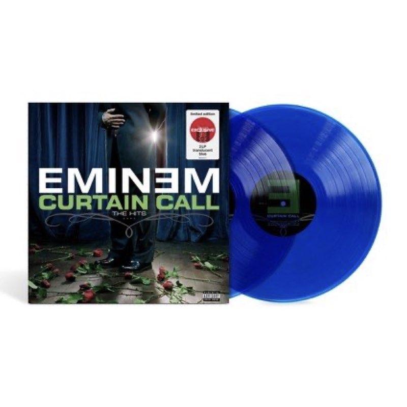 Eminem - Curtain Call [Target Exclusive, Vinyl]