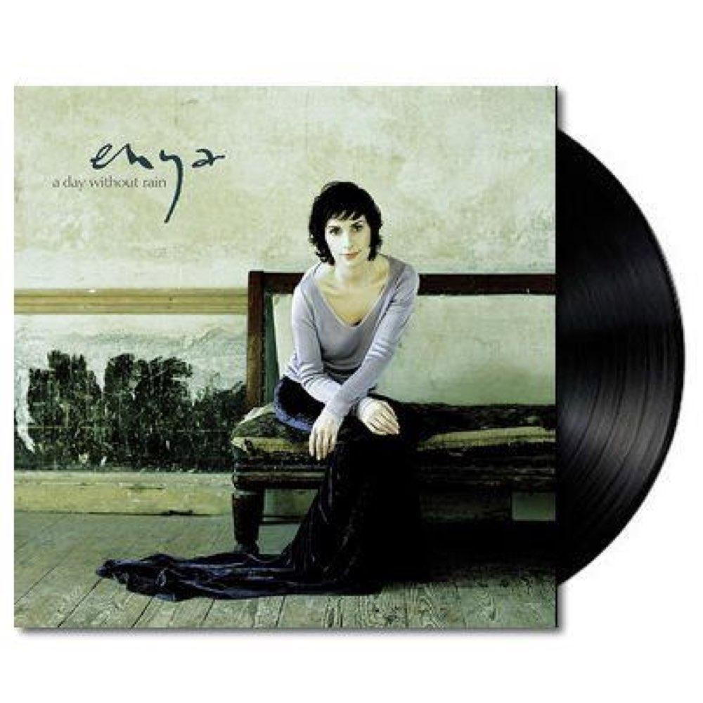Enya - A Day Without Rain [Black Vinyl]