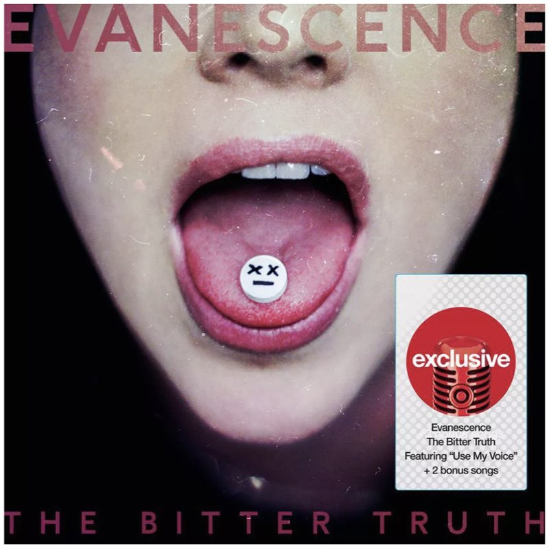 Evanescence - The Bitter Truth (Target Exclusive, CD)