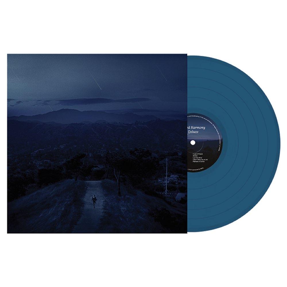 Finneas - Blood Harmony [Deluxe Edition - Opaque Dark Blue Vinyl]