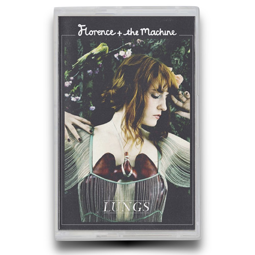 Florence and the Machine - Lungs 10th Anniversary [Cassette]
