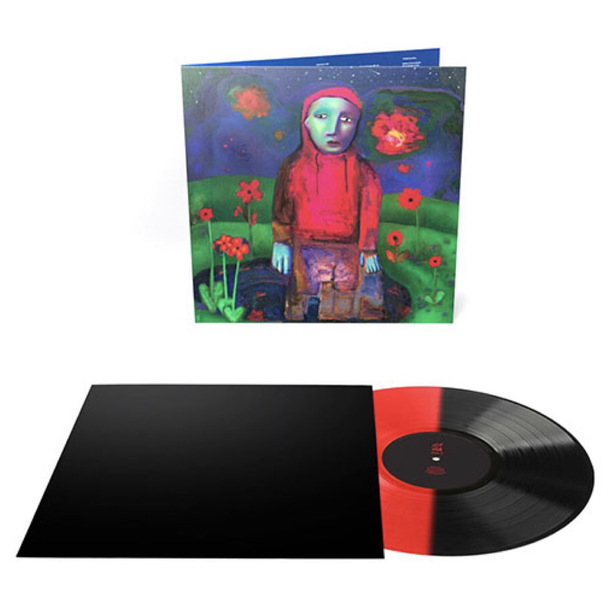 Girl In Red - If I Could Make It Go Quiet [Limited Edition - Black and Red Vinyl]