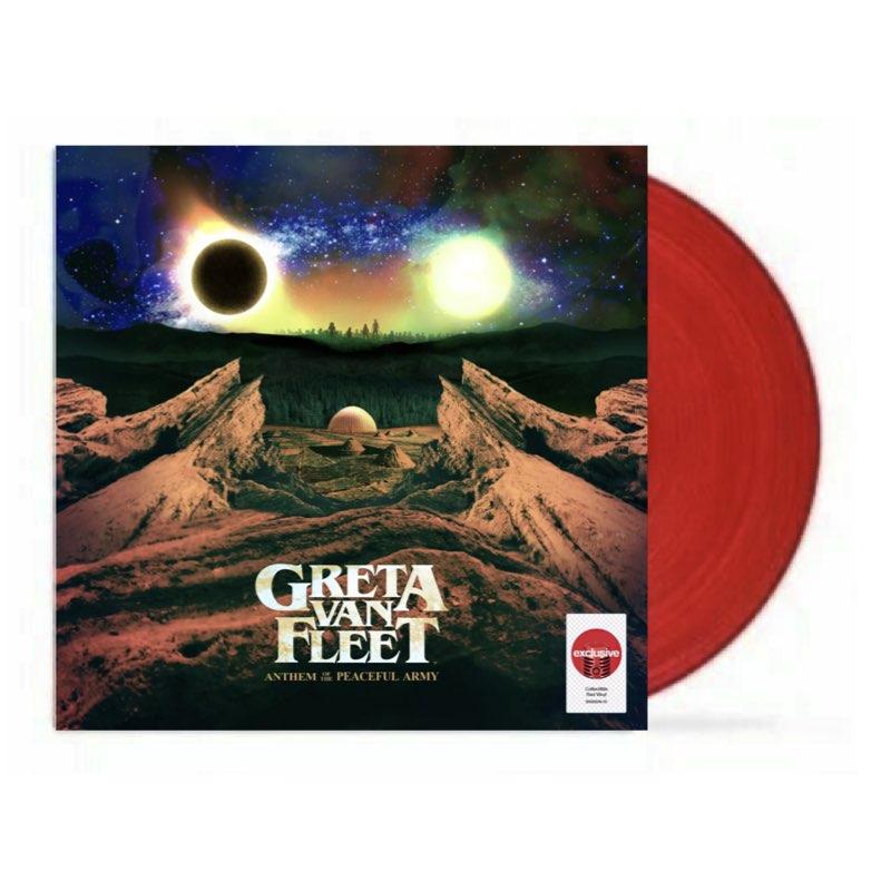 Greta Van Fleet - Anthem of the Peaceful Army [Target Exclusive, Vinyl]