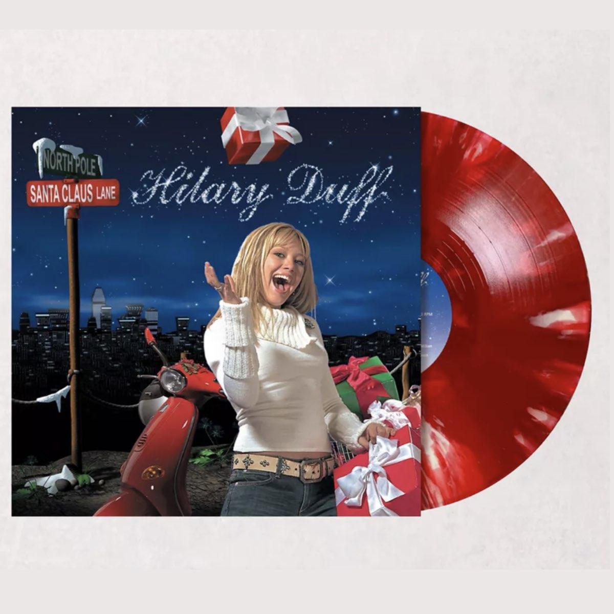 Hilary Duff - Santa Claus Lane [Edição Limitada - Vinil Colorido]