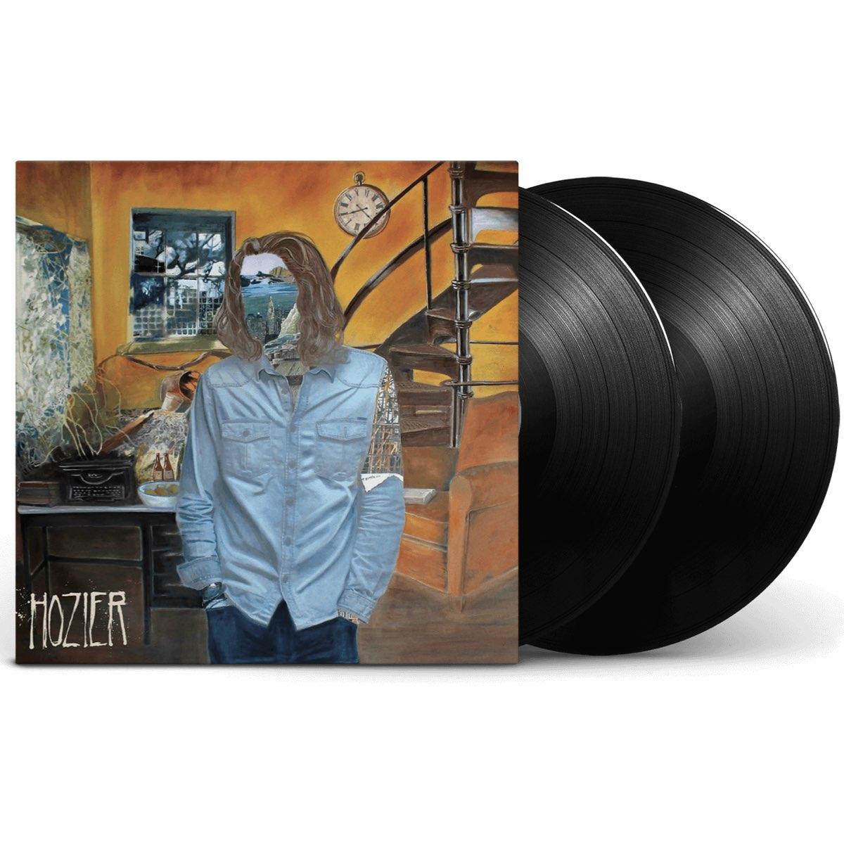Hozier - Hozier [Black Vinyl - Duplo]