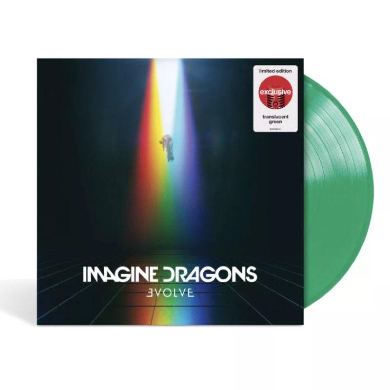 Imagine Dragons - Evolve [Target Exclusive, Vinyl]