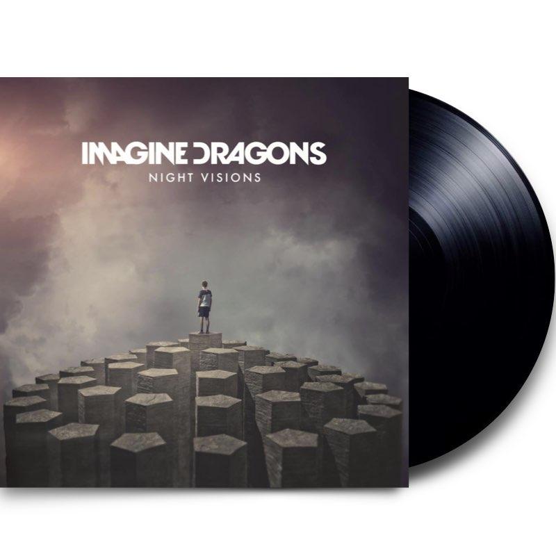 Imagine Dragons - Night Visions [Vinyl]