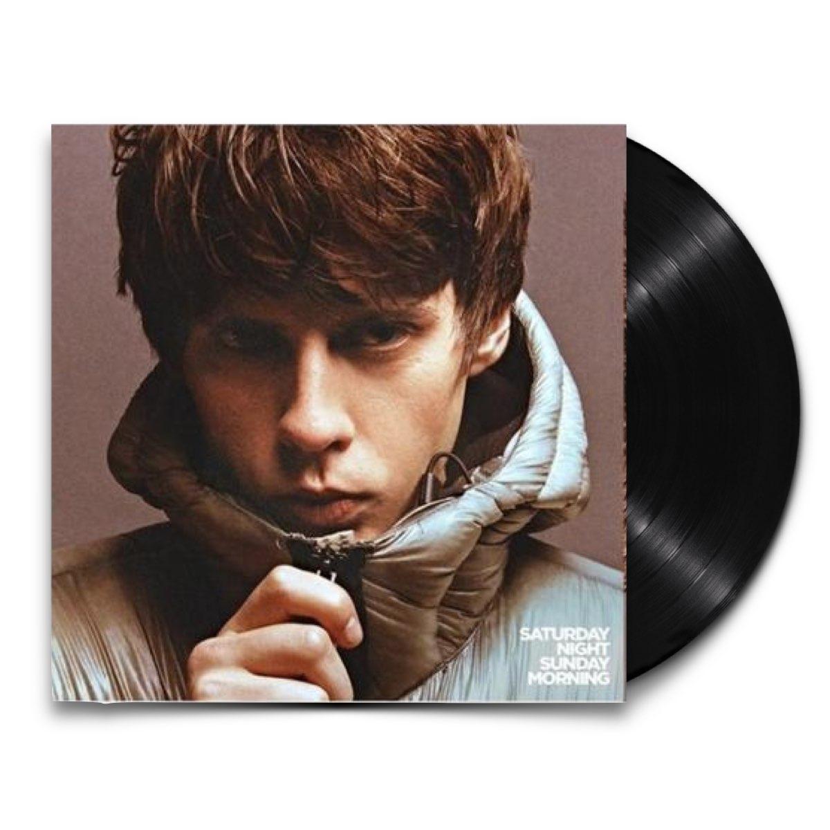 Jake Bugg - Saturday Night Sunday Morning [Black Vinyl - AUTOGRAFADO]