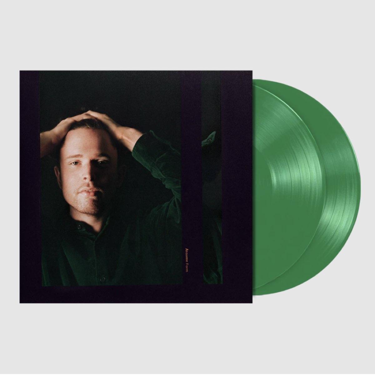 James Blake - Assume Form [Green Double Vinyl]