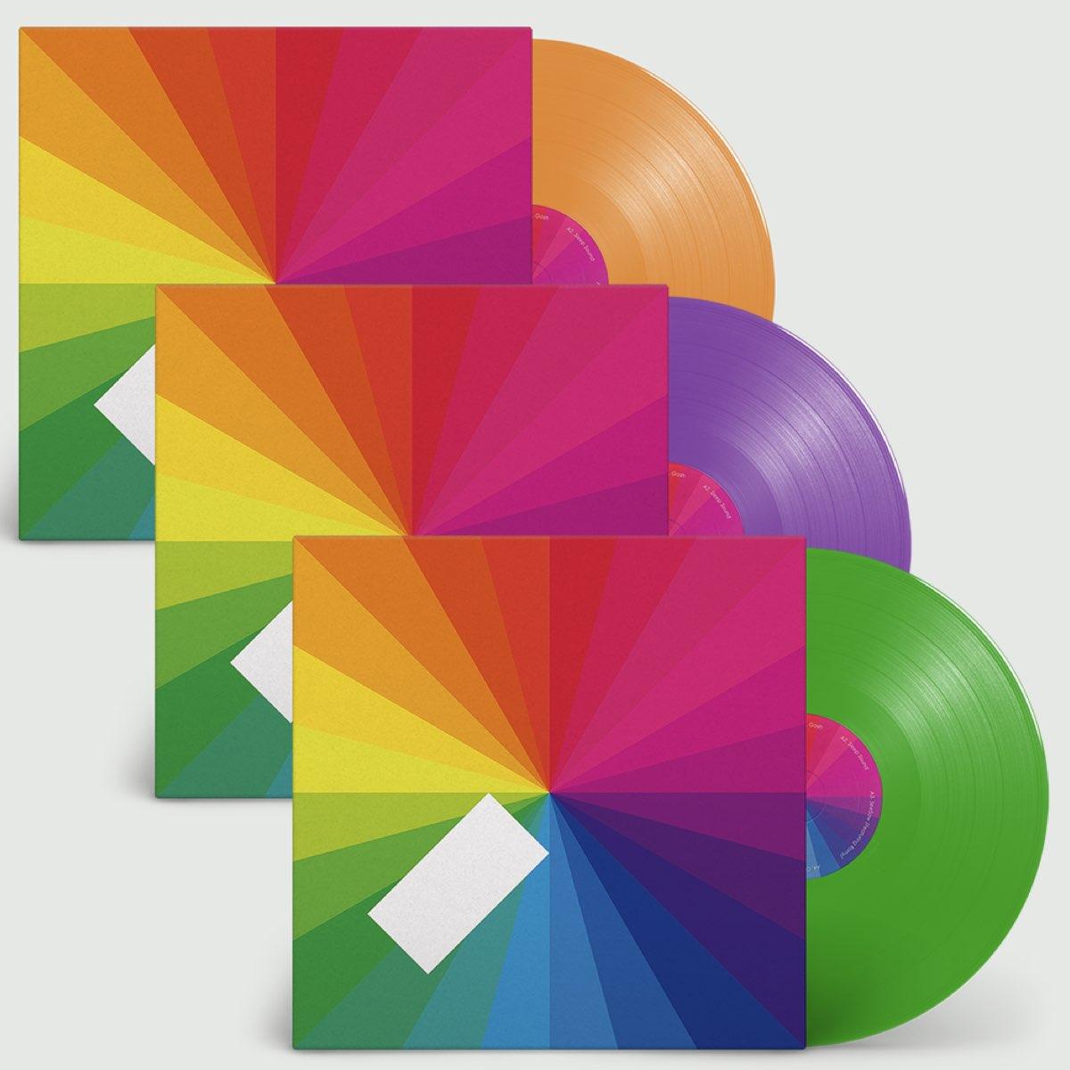 Jamie XX - In Colour [Vinil Colorido - Cor Aleatória]