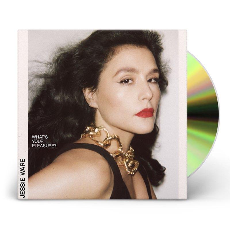Jessie Ware - What's Your Pleasure? [CD]