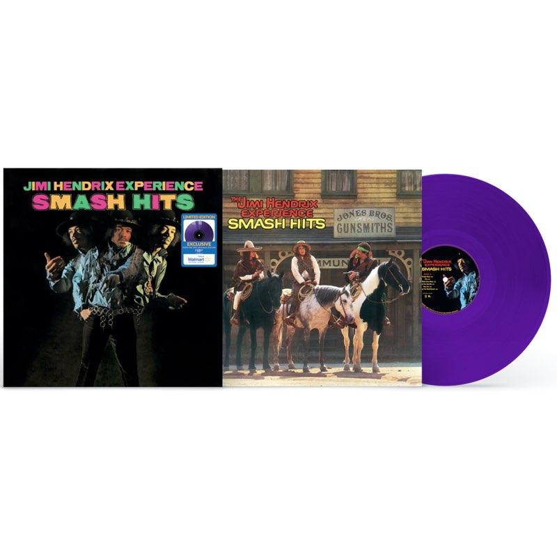 Jimi Hendrix - Smash Hits [Walmart Exclusive - Vinil Lilás]