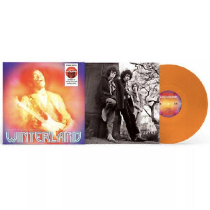 Jimi Hendrix - Winterland [Target Exclusive, Vinyl]