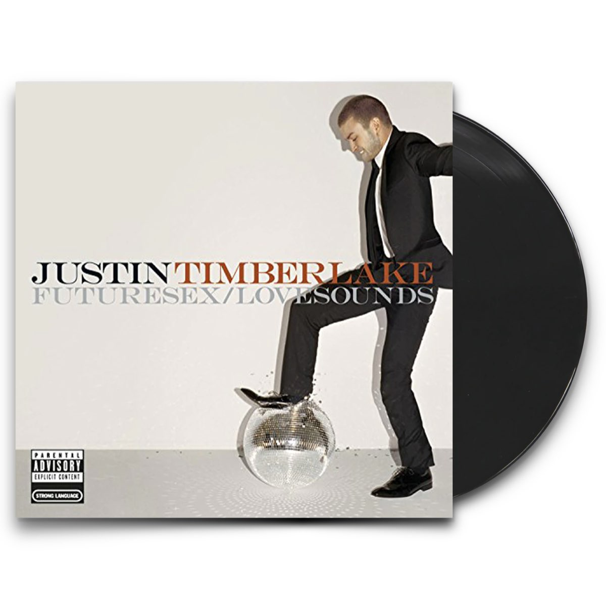 Justin Timberlake - FutureSex / LoveSounds [Double Black Vinyl]