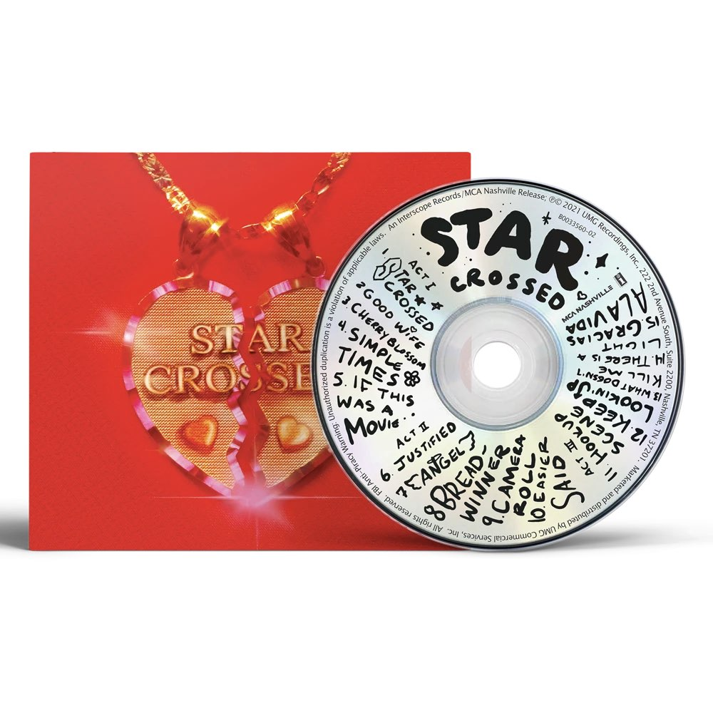 Kacey Musgraves - Star-Crossed [Amazon UK Exclusive Signed CD]